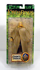 LOTR FELLOWSHIP OF THE RING COUNCIL LEGOLAS MINT CARD TOY BIZ 2005