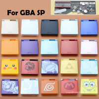 Limited Edition Full Housing Shell For Gameboy Advance GBA SP Console Cover Case