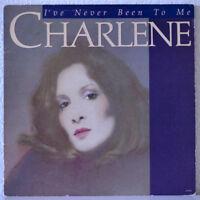Charlene  - I've Never Been To Me - 1982  Motown - 6009ML - Vinyl, LP, EX