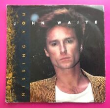 E326, Missing You, John Waite, 45rpm Single, Excellent Condition