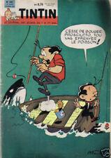 TINTIN 641 JACOBS / FUSEE MERCURY BE 1961CT