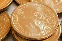 Moneda de un dólar USA. Excelente Estado, Envío gratis.