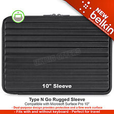 "Belkin Type N Go Sleeve 10"" Microsoft Surface Pro Rugged Protective Sleeve Case"