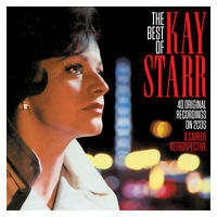KAY STARR - THE BEST OF - 2 CDS - NEW!!