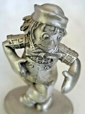 Raggedy Andy - Schmid Fine Pewter Figurine - 1978 - #0131 Bobs-Merrill Co. Inc.