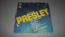 ELVIS PRESLEY - AN ELVIS PRESLEY'S HITS SELECTION -  LP -  MADE IN ITALY