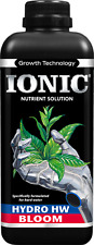Ionic Hydro Bloom HW 1Litre by Growth Technology. Hydroponics. Grow Tents.