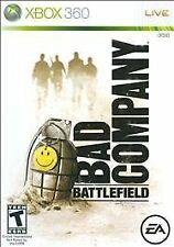 Battlefield: Bad Company  (Xbox 360, 2008) Platinum Hits