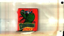 1988 Topps DINOSAURS ATTACK Unopened Wax Pack EXCELLENT CONDITION