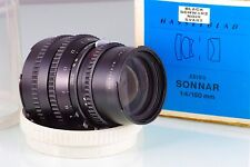 Hasselblad Carl Zeiss Sonnar T C 150 150mm Cla Revised Guaranteed Excellent