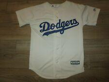 Jackie Robinson #42 Los Angeles LA Dodgers MLB majestic Jersey Youth M 10-12