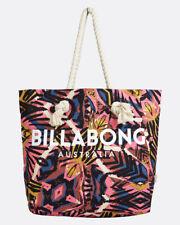 BILLABONG WOMENS BAG.NEW ESSENTIALS TOTE SHOULDER BEACH ROPE HANDBAG 8S 9 1573