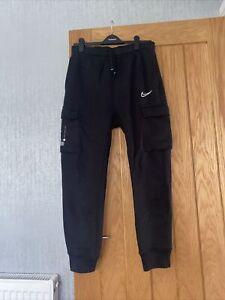 Nike Black Small Joggers - Mens