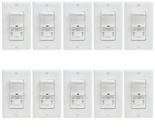 TopGreener TSOS5 PIR Indoor Motion Sensor Occupancy Light Switch (10 Pack)