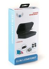 SKGAMES 11in1 Starter Kit Tasche Schutzfolie Silikonhülle usw. | Nintendo Switch