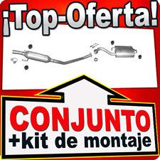 TOYOTA COROLLA (E12) 1.4 1.6 Hatchback 2004-2007 Silenciador Escape U05
