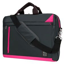 Laptop Shoulder Bag Case Carry Bag Notebook For Macbook Mac Air/Pro/Retina 15.6""