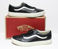 Vans Old Skool Cup Leather Black Men's Size 8.5