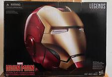 Avenger B7435 Marvel Legends Iron Man Electronic Helmet