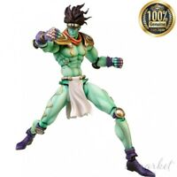 JoJo's Bizarre Adventure Figure Super image move Star Platinum Doll from JAPAN