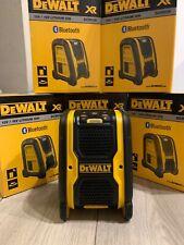 Radio de chantier Dewalt DCR006 Bluetooth neuf