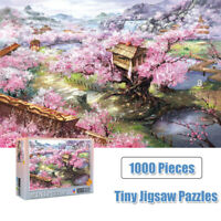 1000 Pieces Scenery Jigsaw Puzzle Educational Games Toy Kids Adult Puzzles Gift