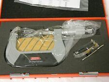 Spi Disc Micrometer 50 75mm 001 Mm Graduation 14 294 3