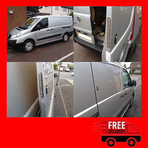 Peugeot Expert 2007-2016 Rear Van Security Deadlock Kit