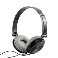 Pliable Casque Audio Stéréo avec Microphone pour iPhone iPad Tablette PC