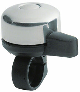Incredibell Clever Lever Bell: Silver