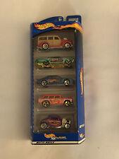 HOT WHEELS.COM - 2000 Hot Wheels 5-Pack Die-Cast Cars - Mint in Package