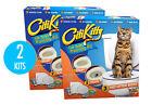 2 Pack - CITIKITTY CAT TOILET TRAINING KIT - Save