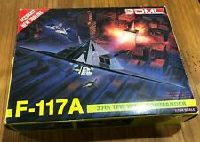 DML F-117A 37th TFW Wing Commander 1:144 Scale Model Kit #DS-4 9904