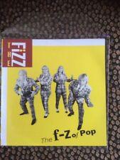 THE FIZZ  - THE F - Z OF POP -  PROMO CD ALBUM - bucks fizz NEW