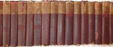 The Works of VICTOR HUGO, 30 Volumes, International Limited Edition Circa 1890's