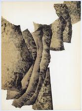 Eduardo Chillida original lithograph