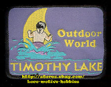 LMH Patch  OUTDOOR WORLD Campground  TIMOTHY LAKE Resort INDOOR WATER PARK PA
