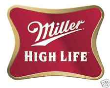 "Miller High Life Vinyl Sticker Decal 6"" (full color)"