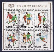 BLOC  football  1991   KOREA  COREE