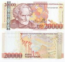Armenia P-New 2012 20000 Dram (Gem UNC)