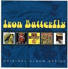 Iron Butterfly - Original Album Series 0081227942274 CD