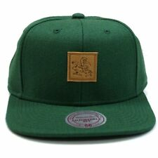 Miami Hurricanes Uptown Snapback Cap Mitchell & Ness NCA American Football NEUF