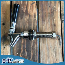 Auto Close 90mm Long Shank Beer Tap, Home Brew