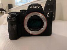 Sony Alpha A7 II body,  well worn, LCD Broke, EVF good, all functions work