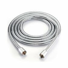 "3m Long Stainless Steel 1/2"" Bath Shower Flexible Hose Pipe CT E6F2"