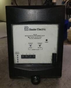BASLER ELECTRIC BE1-50 INSTANTANEOUS OVERCURRENT RELAY STYLE J6JA1PJ1E1F