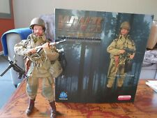 "DRAGON DREAMS DID 1/6 SCALE WW II AMERICAN USA SOLDIER ""Edward Stiner"" complete"