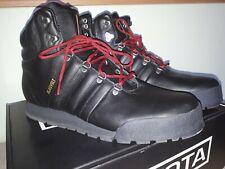 Adidas Blauvelt Boots Leather Black University Red Laces Mens shoes 13