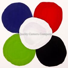 "Nodal Ninja 10"" Turntable Cover Set - 5 COLORFUL COVERS - FANOTEC - NEW IN BOX"
