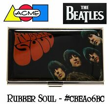 The Beatles Acme Card Case #CBEA06BC / The Beatles Rubber Soul